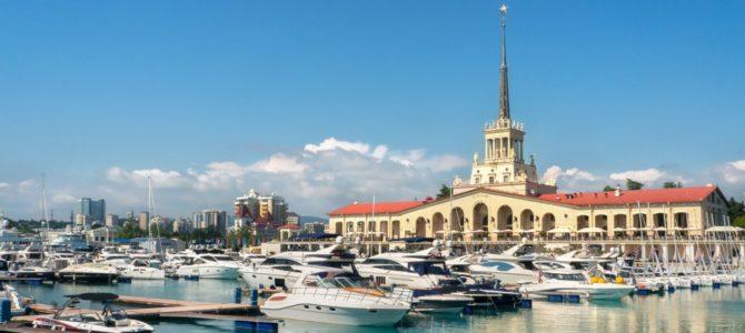 Сочи, руски бисер покрај мора