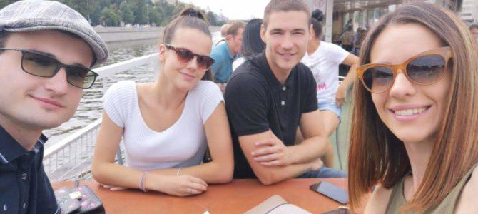 Најбољи полазници награђени бесплатном школом руског језика у Москви