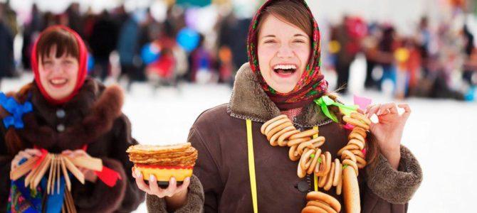 Масленица: празник пјесме, игре и палачинки
