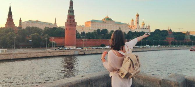 Москва је премашила моја очекивања!
