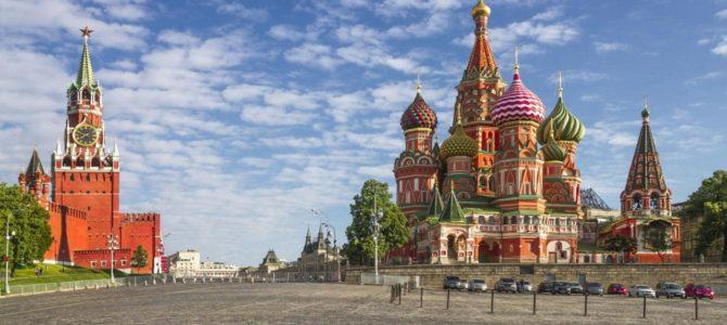 У шест корака успешно до студија у Русији