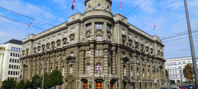 Руска архитектура у Београду