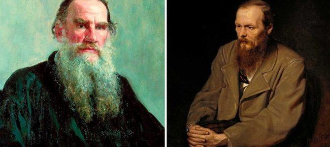 Супруге великих руских писаца Лава Толстоја и Фјодора Достојевског