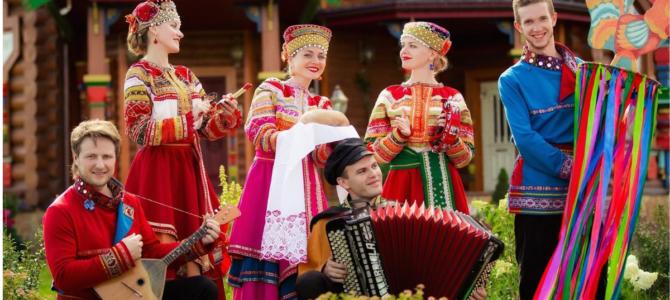 Гестови и обичаји Руса – онлајн радионица руског језика