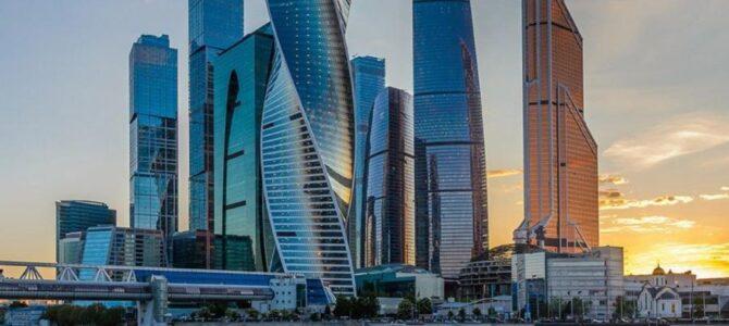 Москва Сити – модерна Москва