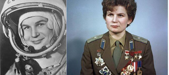 Валентина Терешкова – прва жена у космосу