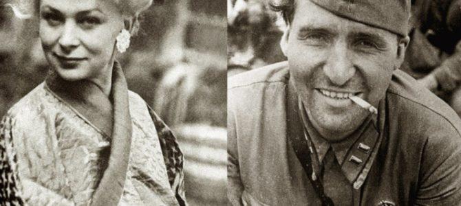 Велике љубави кроз историју: Константин Симонов и Валентина Серова