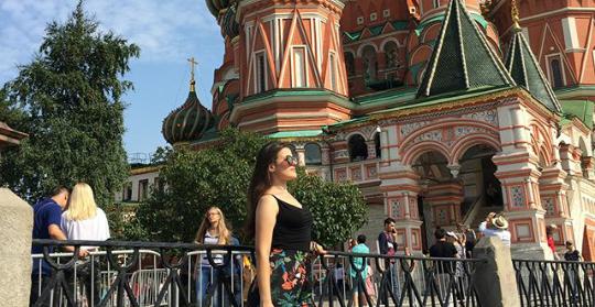 Студије у Русији: Заљубљеник у Русију